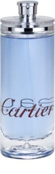 Cartier Eau de Cartier Vetiver Bleu toaletní voda unisex 200 ml