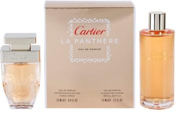 Cartier La Panthère dárková sada I.