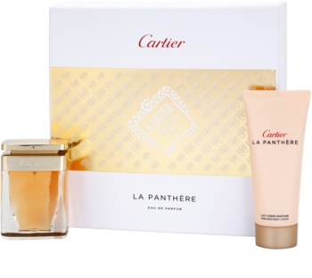 Cartier La Panthère ajándékszett IV.