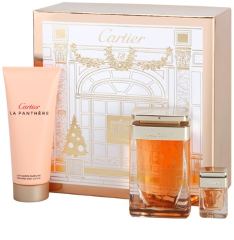 Cartier La Panthère ajándékszett II.