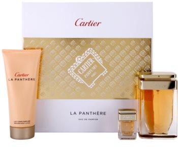 Cartier La Panthère set cadou II.