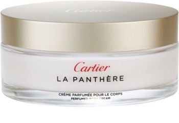 Cartier La Panthère Körpercreme für Damen 200 ml