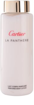 Cartier La Panthère leche corporal para mujer 200 ml