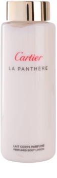 Cartier La Panthère telové mlieko pre ženy 200 ml