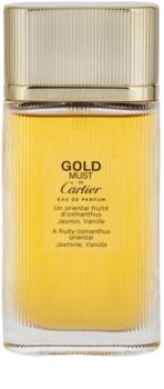Cartier Must de Cartier Gold парфумована вода тестер для жінок 100 мл