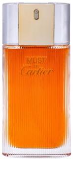 Cartier Must De Cartier toaletní voda tester pro ženy 100 ml