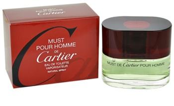Must Pour Pour Homme Cartier Homme Must Cartier OwXklZuPiT