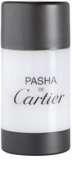 Cartier Pasha desodorizante em stick para homens 75 ml