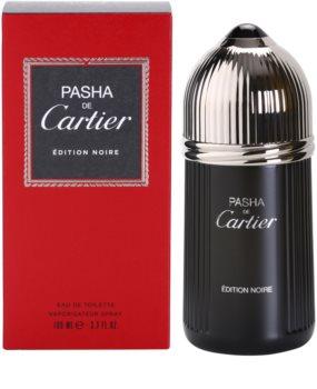 Cartier Pasha de Cartier Edition Noire Eau de Toilette für Herren 100 ml