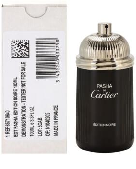 Cartier Pasha de Cartier Edition Noire woda toaletowa tester dla mężczyzn 100 ml
