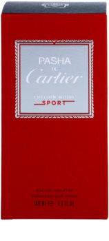 Cartier Pasha de Cartier Edition Noire Sport Eau de Toilette für Herren 100 ml
