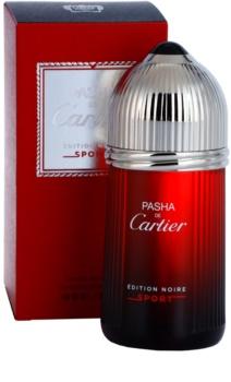 Cartier Pasha de Edition Noire Sport toaletní voda pro muže 100 ml
