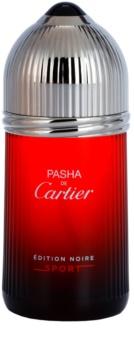 Cartier Pasha de Edition Noire Sport toaletná voda pre mužov 100 ml