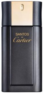 Cartier Santos Concentrate eau de toilette per uomo 100 ml
