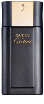 Cartier Santos Concentrate Eau de Toilette voor Mannen 100 ml