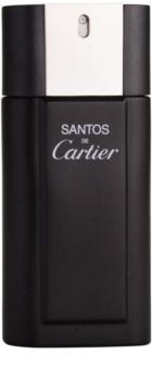 Cartier Santos туалетна вода тестер для чоловіків 100 мл