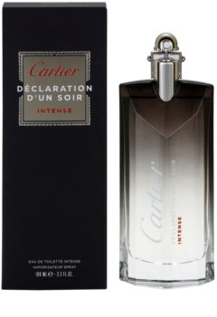 Cartier Declaration D'Un Soir Intense Eau de Toilette Herren 100 ml
