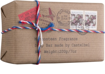 Castelbel Postcards Mangosteen savon de luxe mains