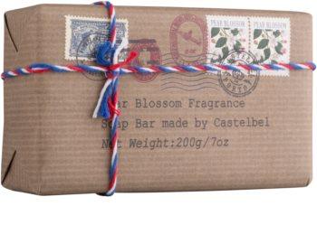 Castelbel Postcards Pear Blossom luksusowe mydło do rąk