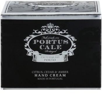 Castelbel Portus Cale Black Range crème hydratante mains