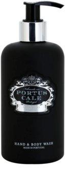 Castelbel Portus Cale Black Range gel lavant mains et corps