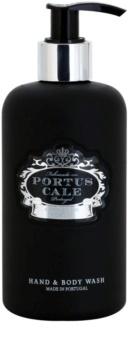 Castelbel Portus Cale Black Range gel para lavar para manos y cuerpo