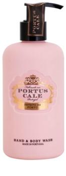 Castelbel Portus Cale Rosé Blush tisztító gél a kezekre és a testre