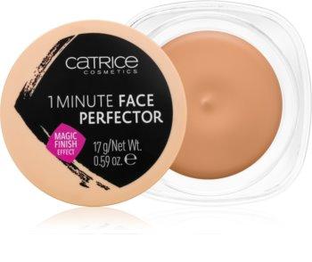 Catrice 1 Minute Face Perfector base de maquillaje con pigmentos suaves