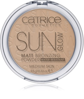 Catrice Sun Glow bronzující pudr