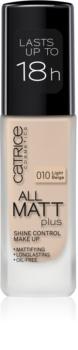 Catrice All Matt Plus machiaj cu efect matifiant