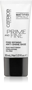 Catrice Prime And Fine pore refining and anti-shine base