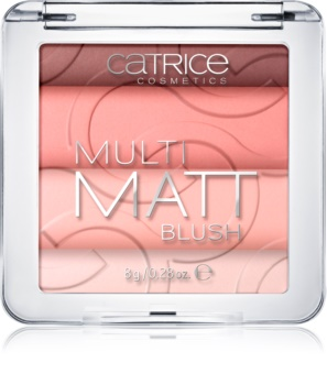 Catrice Multi Matt arcpirosító matt hatással