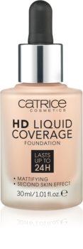 Catrice HD Liquid Coverage base