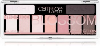 Catrice The Nude Blossom Collection paleta de sombras