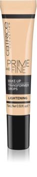 Catrice Prime And Fine освітлювальна сироватка для макіяжу