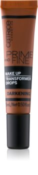 Catrice Prime And Fine Darkening Foundation Drops