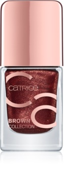 Catrice Brown Collection lak na nechty
