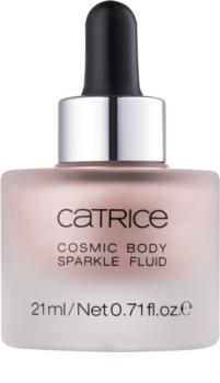 Catrice Dazzle Bomb рідкий освітлювач для тіла та обличчя