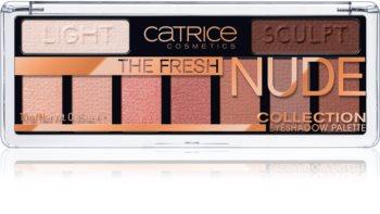 Catrice The Fresh Nude Collection senčila za oči