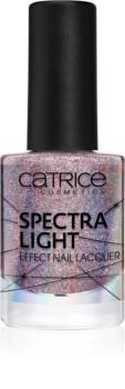 Catrice Spectra Light lak na nechty s holografickým efektom