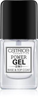 Catrice Power Gel 2 in1 podlak in nadlak za nohte