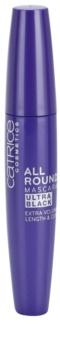 Catrice Allround mascara pentru extensie, rotunjire si volum