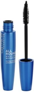Catrice Allround mascara pentru extensie, rotunjire si volum rezistent la apa