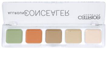 Catrice Allround korrektor paletta