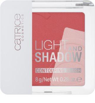 Catrice Light & Shadow kontúrovacia lícenka