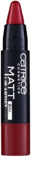 Catrice Matt Lip Artist 6hr batom em lápis