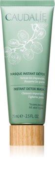 Caudalie Masks&Scrubs Tiefenreinigende Maske zur Reduzierung der Poren