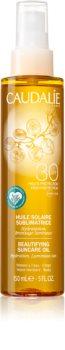 Caudalie Suncare olio abbronzante idratante spray SPF 30