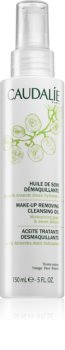 Caudalie Cleaners&Toners olje za odstranjevanje ličil za občutljivo kožo