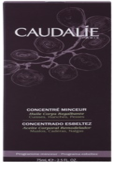 Caudalie Body concentrato dimagrante per il corpo